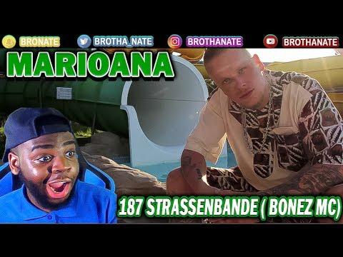 187 Strassenbande - Marioana (Jambeatz) REACTION!!