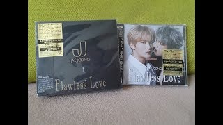 [UNBOXING] KIM JAEJOONG ( ジェジュン/ 김재중) - FLAWLESS LOVE [TYPE A + TYPE B]