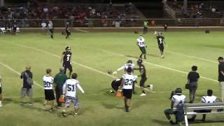 Highlights/Post-Game: Campbell Sabers 8/19/17