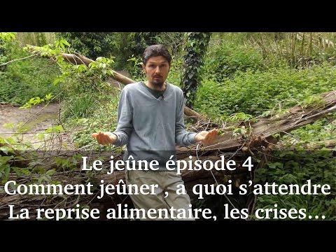 Le jeûne, la fête du corps 4 - Comment jeûner en pratique ? - www.regenere.org