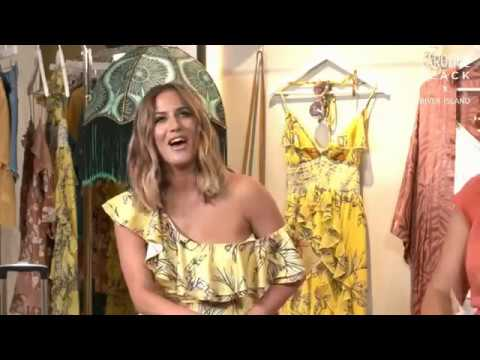 An Evening With Caroline Flack | Caroline Flack Interview 2018 | River Island