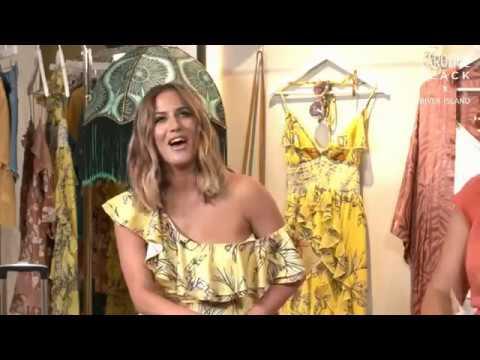 An Evening With Caroline Flack | Caroline Flack Interview 2018 | River Island