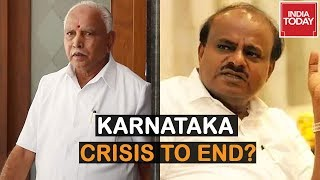 Karnataka Govt To Face Floor Test: Endgame Near For Political Drama? | 5ive Live