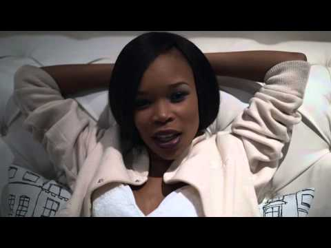 FIFI Cooper - 'Kisses' Music Video Behind the scenes