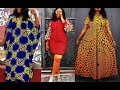 Hot African Ankara Aso Ebi Styles 2019 : Best Of Best African Clothing Collection