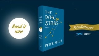 The Dog Stars by Peter Heller (book trailer)