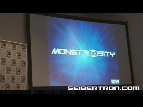 IDW's Digital-First Comics panel SDCC 2012 part 2\/2 - Seibertron.com