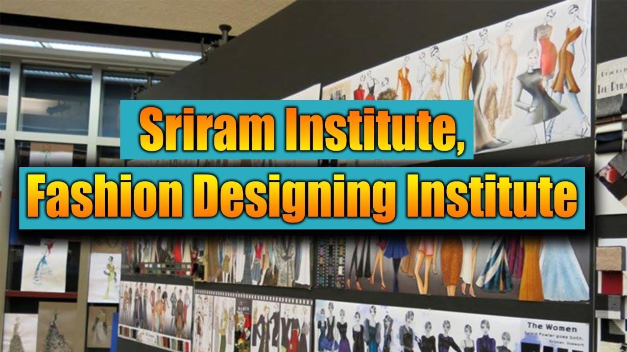 Sriram Institute Fashion Designing Institute In Rohini Delhi Delhi Lifestyle Arrive 24 News Youtube