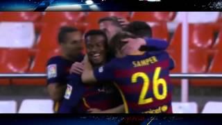 Video Gol Pertandingan Valencia CF vs FC Barcelona