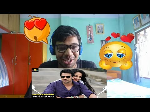 Idedo Bagundi Video Song|MIRCHI|Prabhas, Anushka|Reaction(SOO CUTEE)