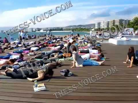 5ο Φεστιβάλ Γιόγκα - Thessaloniki Yoga Festival