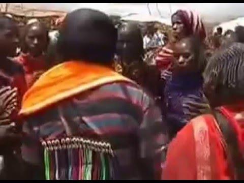 Borana traditional play; Faaru/ sirba looni