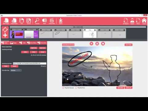 Thumbnail: Explaindio Software Tutorial part 2: How To Using The Sketch Features & Dashboard