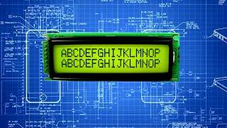 Символьный LCD дисплей (Урок1)