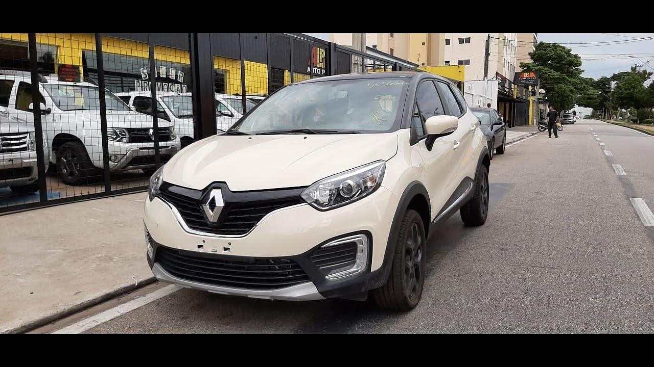 Sucata Renault Captur - Alpha Auto Peças Sorocaba