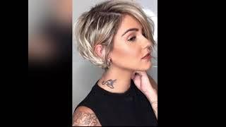 Самые моднейшие в этом году стрижки для коротких волос