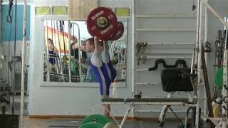 Ксенофонтов Матвей, 13 лет, вк 34 Трастер  28 кг