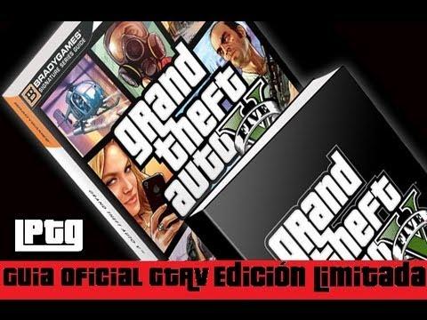 LPtG HD - Guía Edición Limitada GTAV [Unboxing | Análisis | Review | Grand Theft Auto V]