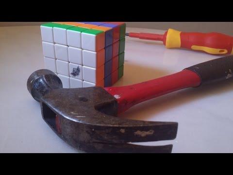 How To Assemble A 4x4 Cyclone Boys Speedcube