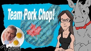 Team Pork Chop! (feat. Shannon Q and Viced Rhino) - (Ken) Ham & AiG News