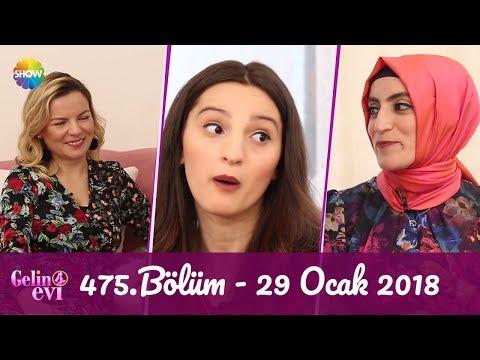 Gelin Evi 475.Bölüm | 29 Ocak 2018