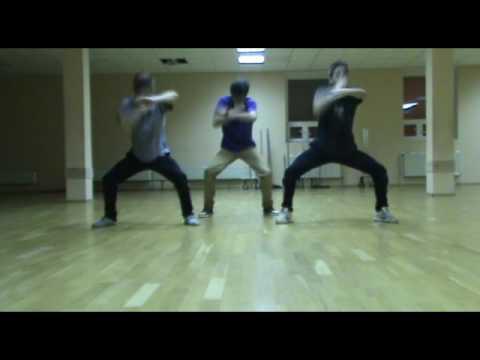 Choreography...