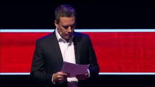 My next bet | Jonathan Rowland | TEDxBrussels