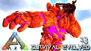 ARK: SURVIVAL EVOLVED - BOSS ARENA & ROCK ELEMENTAL E13 !!! ( PUGNACIA PARADOS )