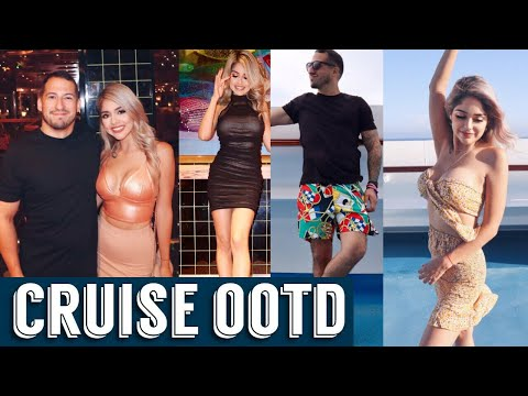 WHAT TO WEAR ON A CRUISE SHIP | DAY & EVENING OUTFIT IDEAS 2019