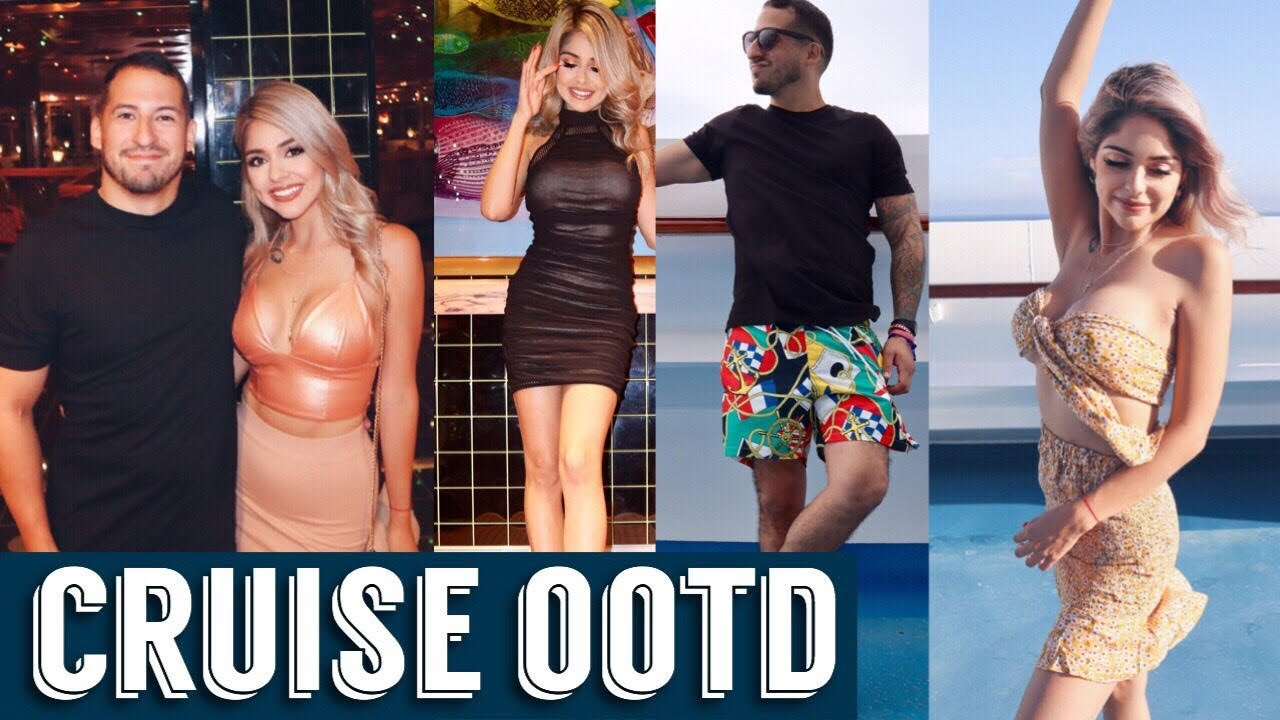 [VIDEO] - WHAT TO WEAR ON A CRUISE SHIP | DAY & EVENING OUTFIT IDEAS 2019 6