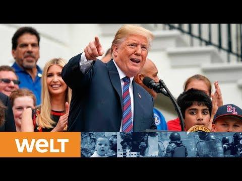 Trump macht Druck: USA verhängen Strafzölle auf Stahl und Aluminium gegen EU