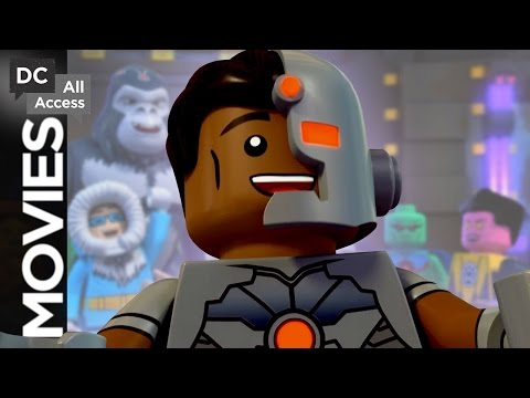 EXCLUSIVE CLIP – LEGO Justice League: Attack of the Legion of Doom