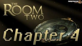 The Room Two [BLIND STREAM/WALKTHROUGH/PC GAMEPLAY] - Chapter 4