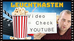 🔴KINO DEKO LEUCHTKASTEN SCHILD IM TEST REVIEW
