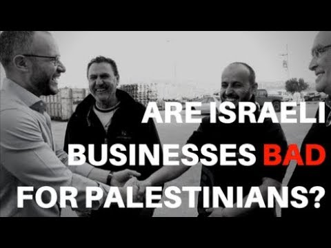 Does BDS help the Palestinians? By Calev Myers