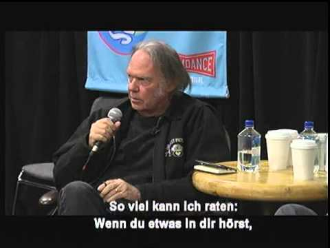 Neil Young speaks about Failure, Songwriting and Doubt