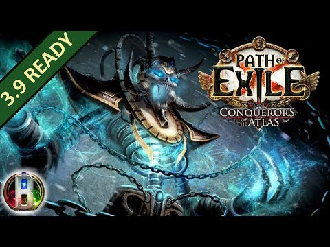 Path Of Exile 3.9 - Mage Skeleton Build - Necromancer Witch - Metamorph Poe 2019