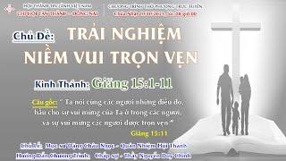 HTTL TÂN THÀNH - Chương Trình Thờ Phượng Chúa - 10/10/2021