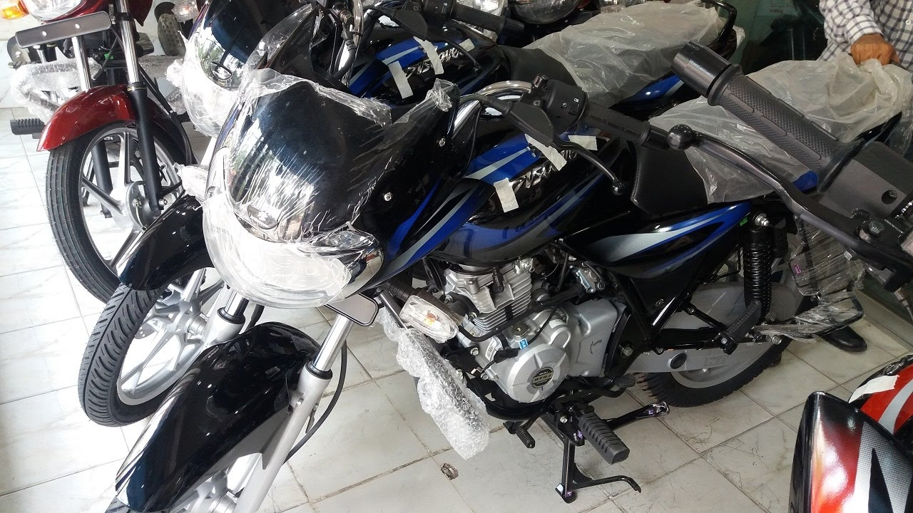 Bajaj Discover 125cc Bike Wonership Into Showroom Price
