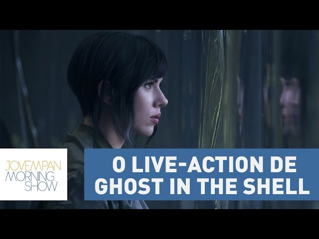 Vigilante do Amanhã: Ghost in the Shell  | Morning Show
