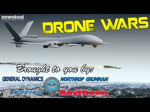 Newsbud Roundtable - Examining The Real Costs of Drone Warfare