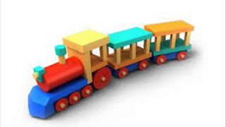 On my little zoo train Karaoke version