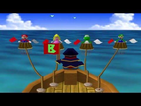 Mario Party 1 - Shy Guy Says