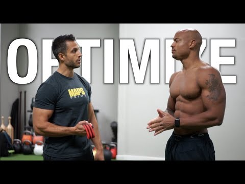 HOW TO OPTIMIZE YOUR BODY (UNCUT Interview with Mind Pump)