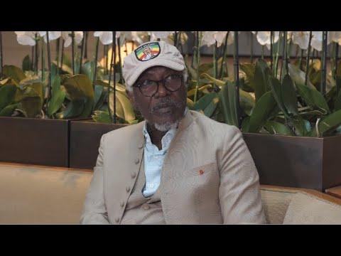 Fraternité Reggae, Alpha Blondy s'engage pour le Tchad