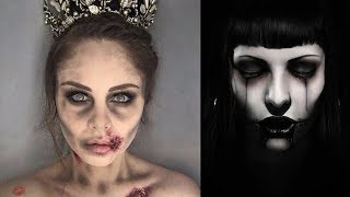 Top Halloween Makeup Tutorials Compilation | Scary Special Effects - How to Make up Halloween #3