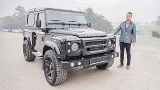 Trải nghiệm Land Rover Defender 90 - phiên bản giới hạn 3 cửa giá hơn 5 tỷ tại Việt Nam