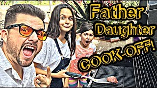 FATHER DAUGHTER COOK OFF OF DOOM! | REALITYCHANGERS