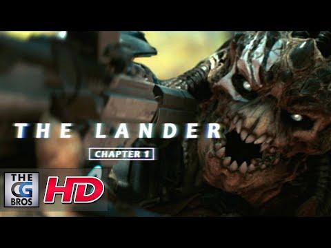 "CGI 3D Animated Short: ""CG Film - The Lander"" - By Han Yang | TheCGBros"