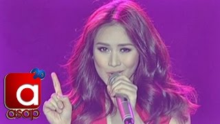 Sarah Geronimo sings Fifth Harmony